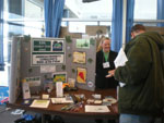 Green Building Forum - Photo 1 - American Property Consultants Display Table