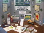 Green Building Forum - Photo 3 - American Property Consultants Display Table