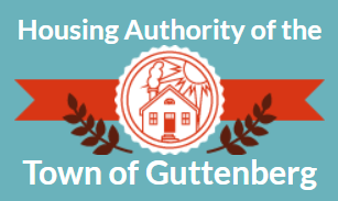 Housing Authority of the Town of Guttenberg Logo
